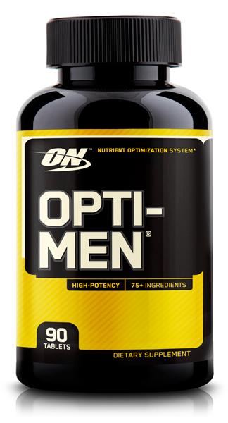 Спортивные витамины для мужчин: рейтинг
