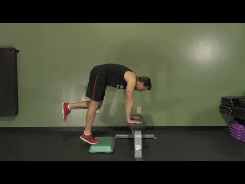 Упражнение «осёл»