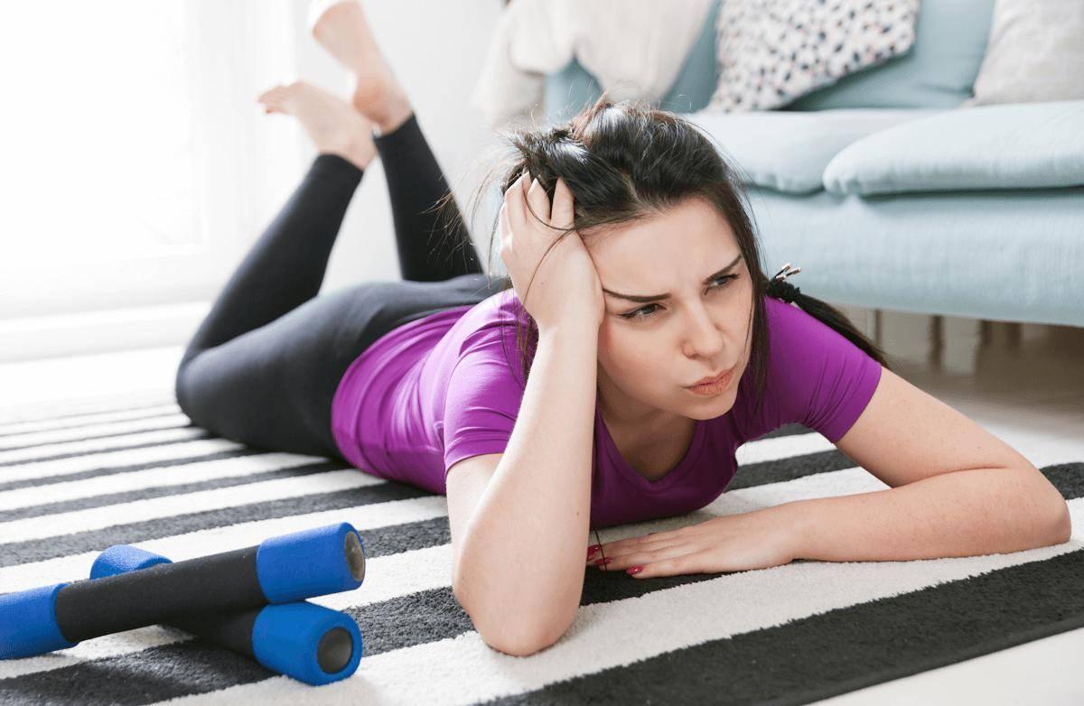 Плохой сон после тренировки (бессонница): почему возникает и как бороться?