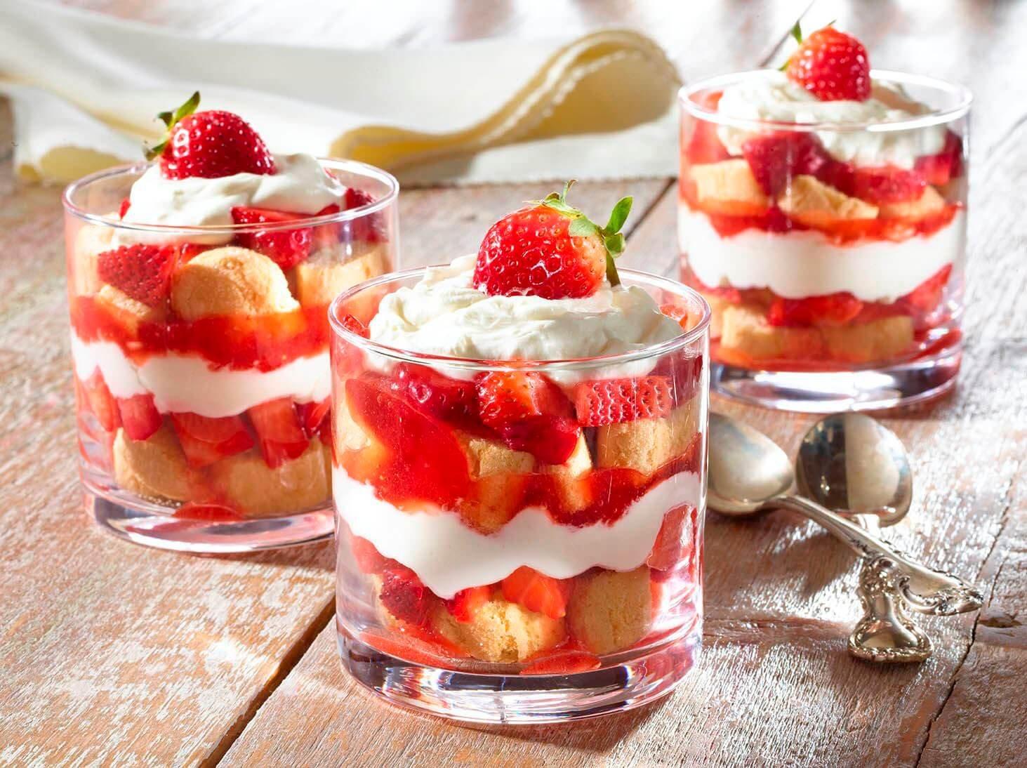 Десерты к новому году 2021
