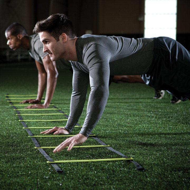 Упражнения налестнице для похудения