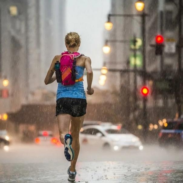 Как правильно бегать в холодную погоду?
