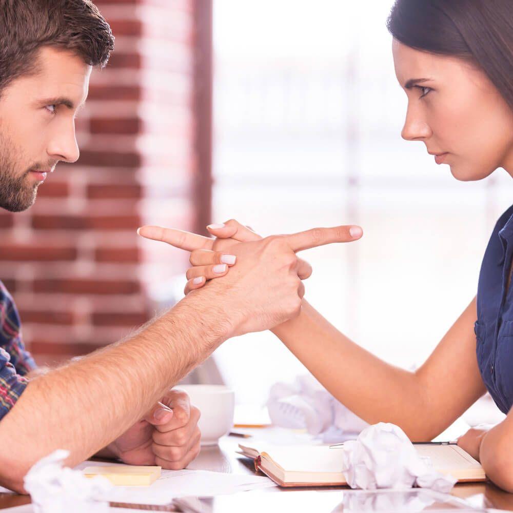 Доверие в отношениях