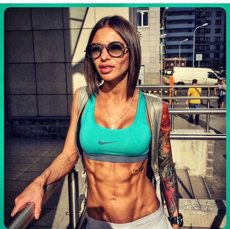 Екатерина усманова до и после: что увеличила себе фитнес-модель - my life