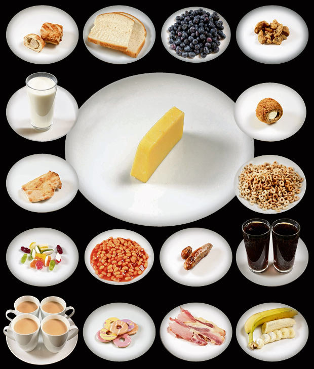 Легкая пища для желудка: список продуктов и блюд