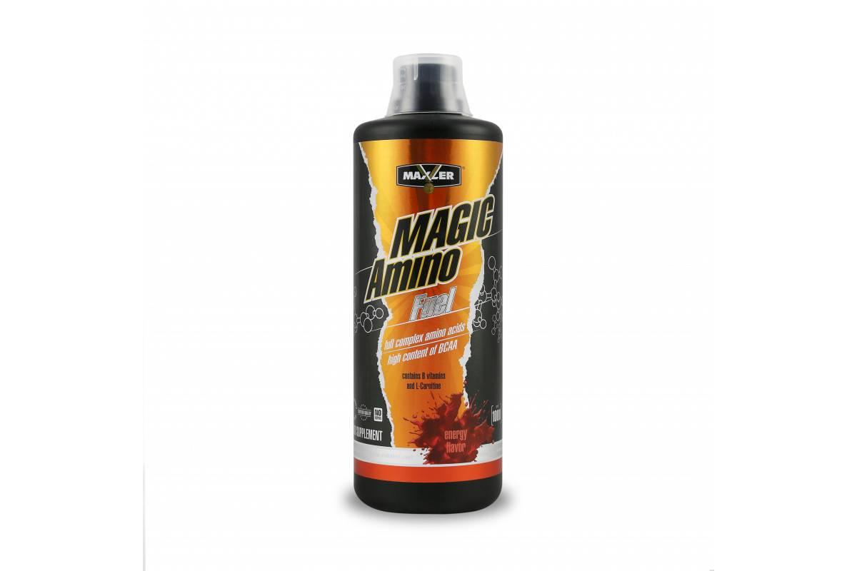 Amino magic fuel 1000 мл (maxler)