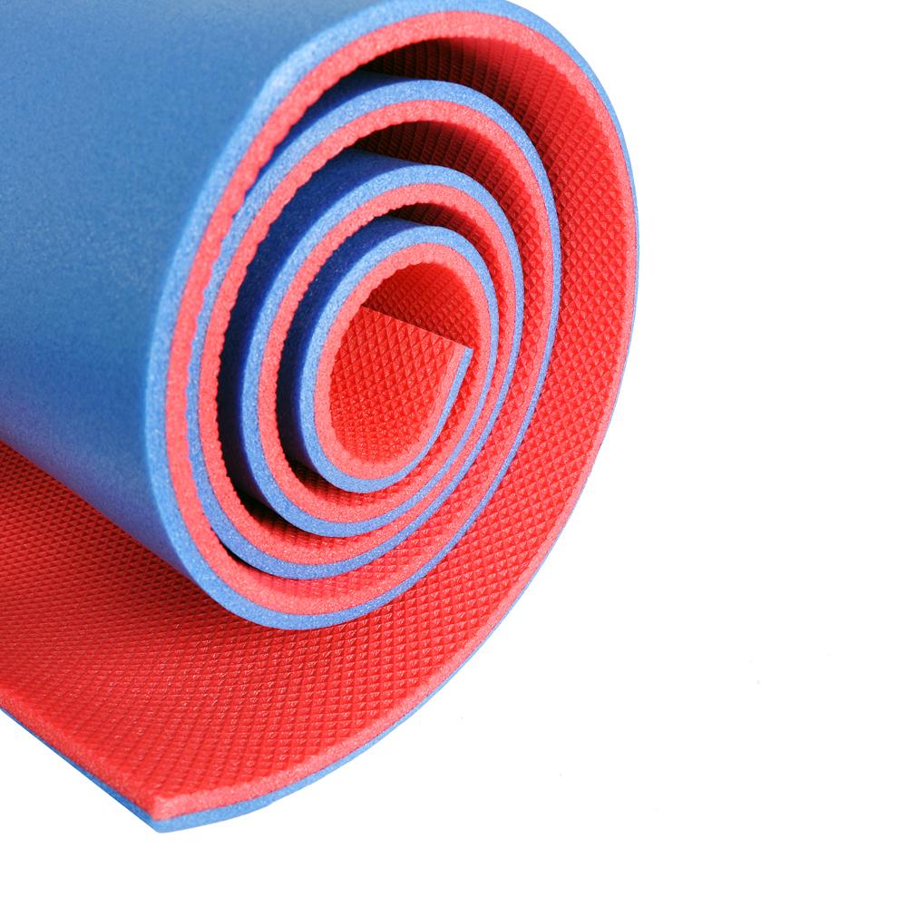 Гимнастический коврик для фитнеса и йоги: как выбрать, какой купить для дома