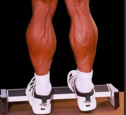 Как накачать икр ног мужчине в домашних условиях быстро!