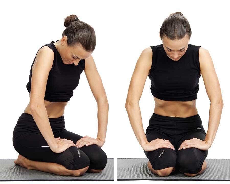 Как делать упражнение вакуум для живота? — sportfito — сайт о спорте и здоровом образе жизни
