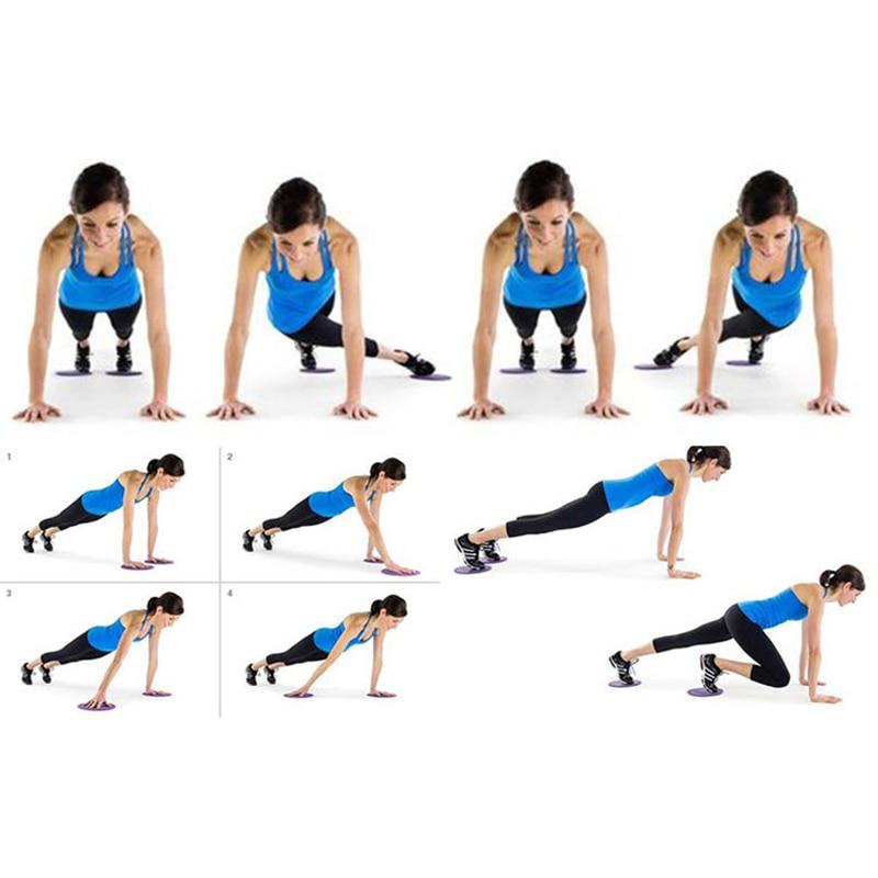 Всего 3 упражнения – и у вас стройные ноги. глайдинг решает!