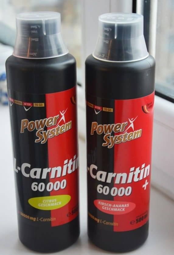 L-carnitine 3600 power system как принимать, цена, приобрести на сайте производителя