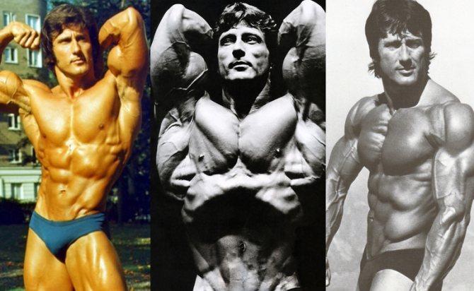 Программа тренировок фрэнка зейна | фитнес и бодибилдинг