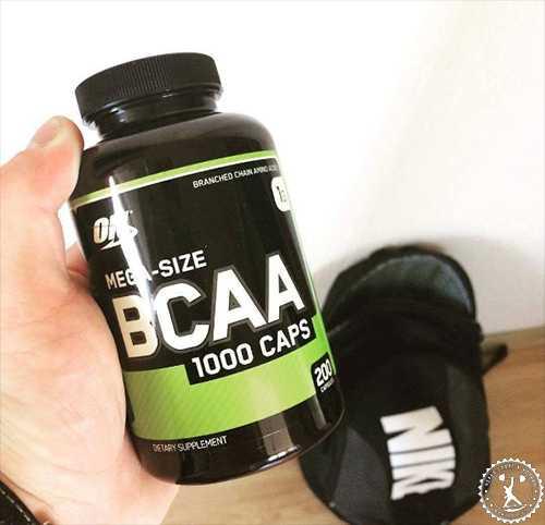 Bcaa 1000 400 капс (optimum nutrition) купить в москве в магазине спортивного питания pitprofi.ru