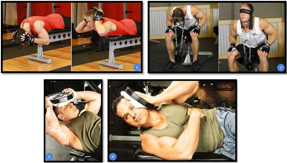 Упражнения для мышц шеи: особенности разминки, избавление от боли расслаблением и укреплением шеи