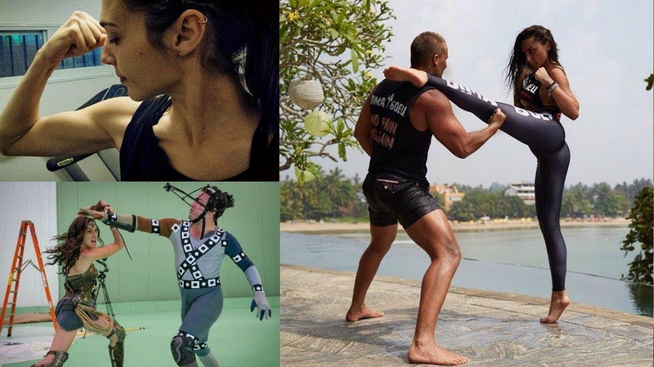 Тренировка со звездой: какие упражнения превратили в чудо-женщину галь гадот (фото) :: тренировки ::  «живи!