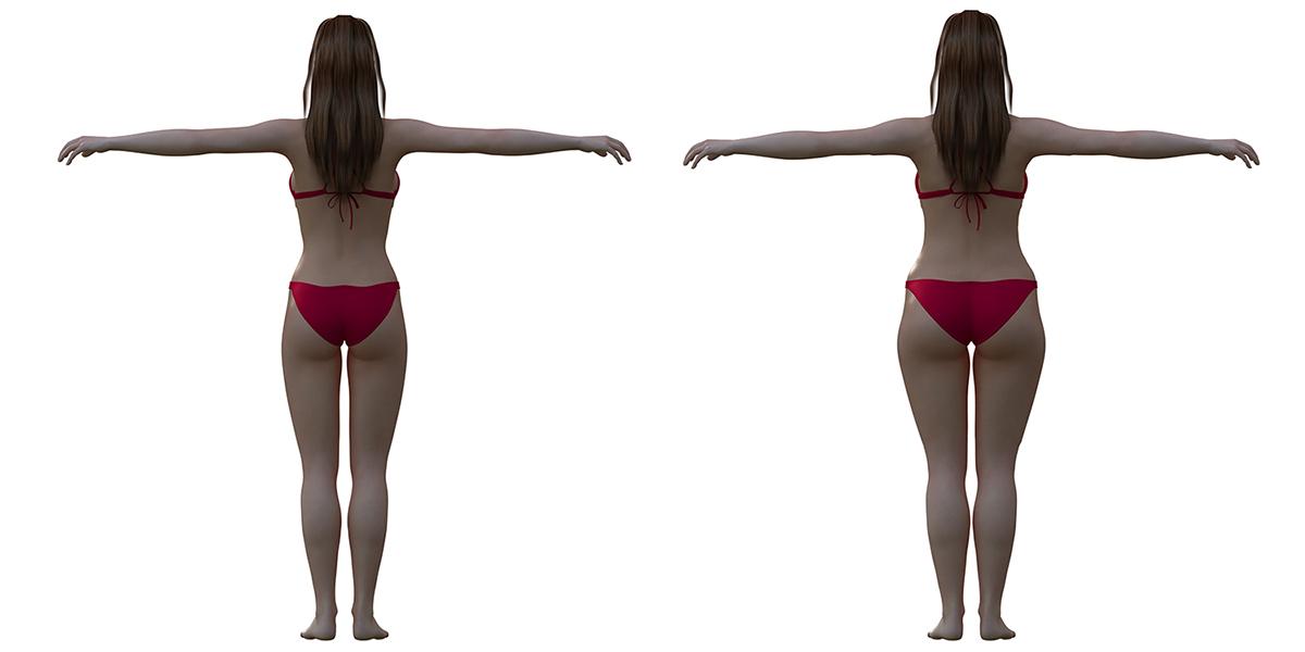 Как добиться идеальной фигуры в домашних условиях. женская фигура с нуля: делаем красивые формы