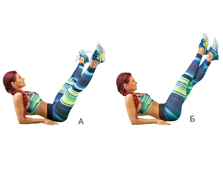 Упражнения для внутренней части бедра в домашних условиях для девушек (фото)