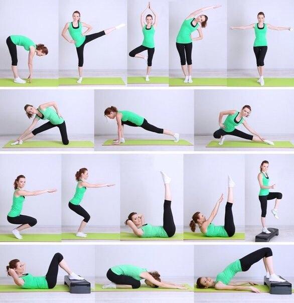 Эффективные физические упражнения для похудения живота и боков для женщин, а также советы по здоровому питанию