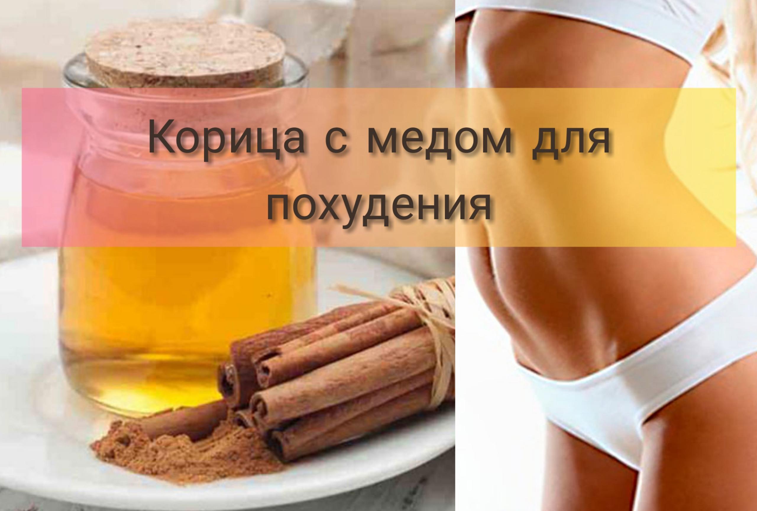 Корица с медом для похудения: как приготовить напиток для стройной фигуры   lisa.ru