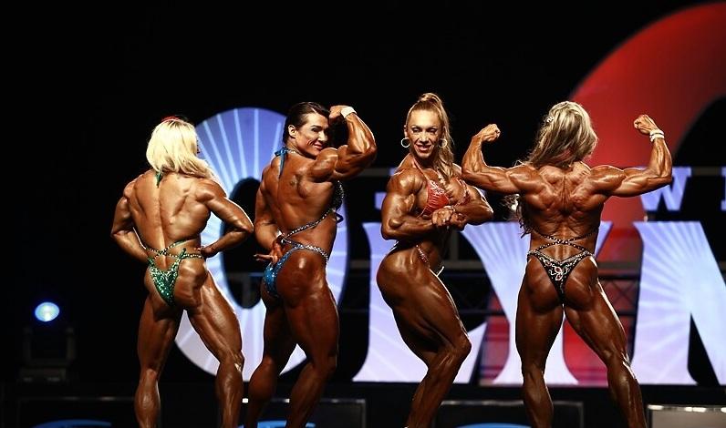 Конкурс мисс олимпия: а надо ли это женщинам
