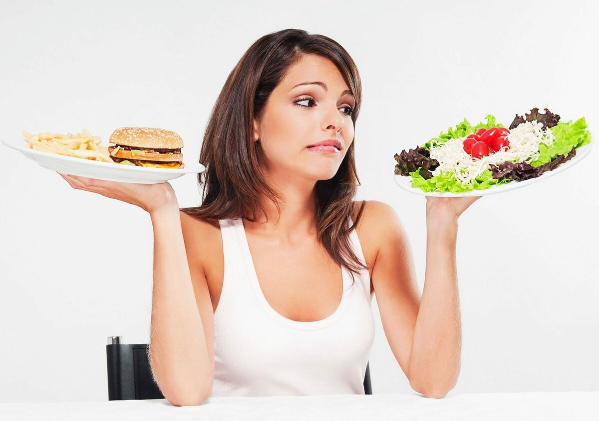 Правильное питание для похудения в домашних условиях — меню на неделю