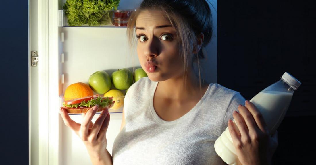 Советы опытного диетолога: что можно есть на ночь при похудении