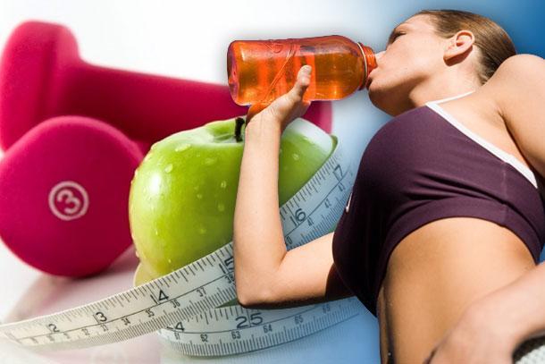 Правильное питание для спорта: меню на пп на неделю для похудения со спортом