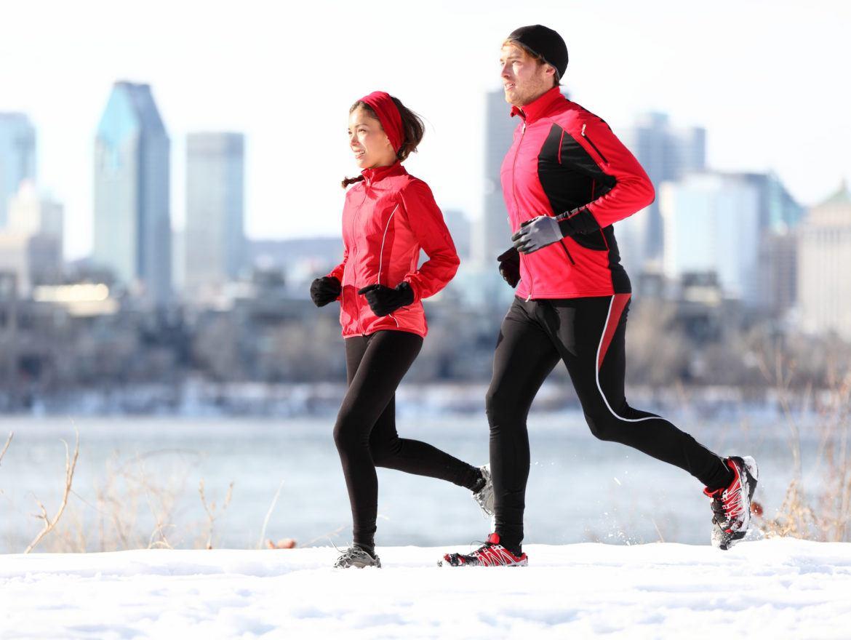 Как бегать зимой: важные советы, ответы на популярные вопросы