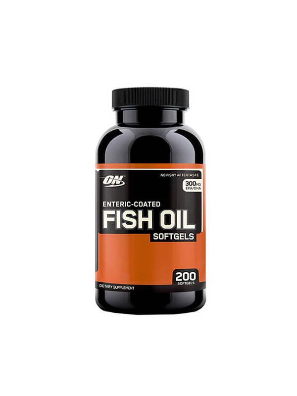 Fish oil (optimum nutrition)