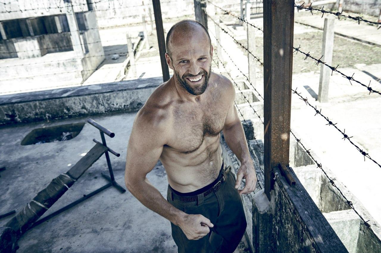 Тренировки джейсона стетхема, его комплекс на неделю и диета