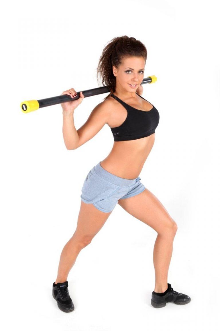 Упражнения с бодибаром (грифом) для женщин и мужчин: лучшие упражнения для спины, ног, рук