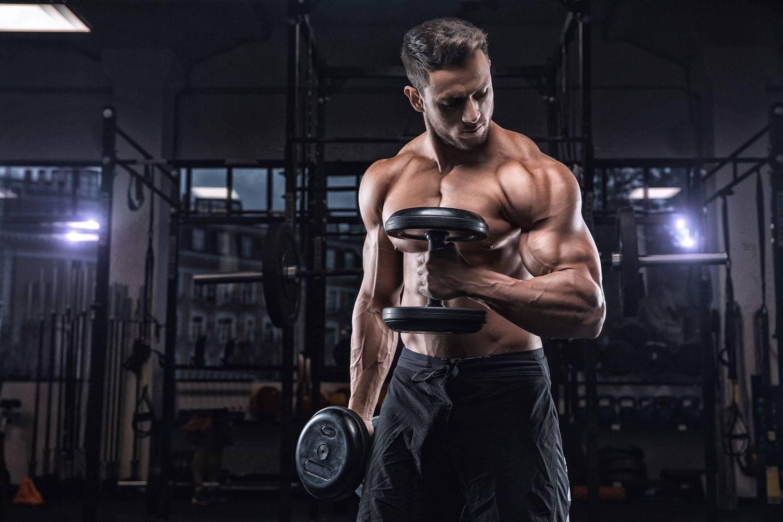 Как правильно качать бицепс: лучшие упражнения и программы тренировки бицепсов