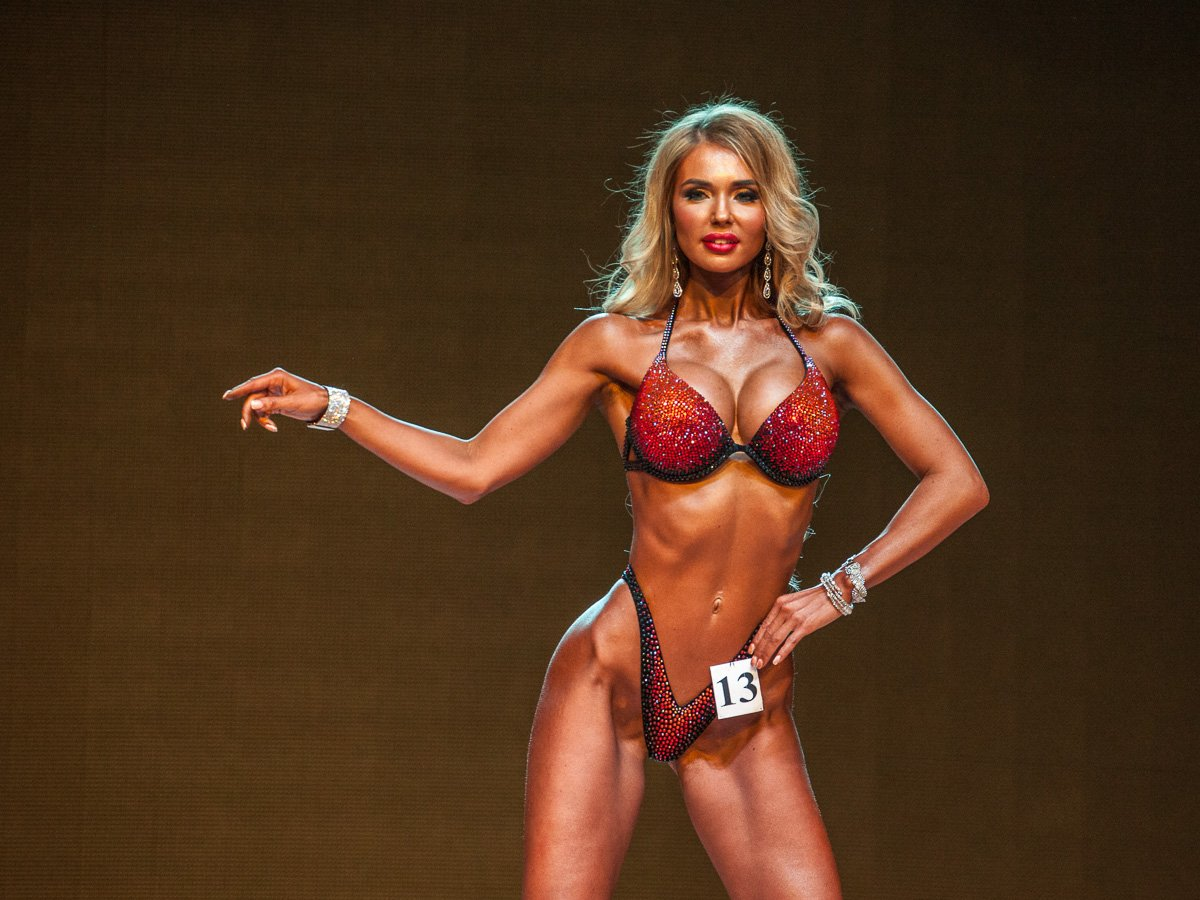 Мастер-класс по позированию в фитнес бикини и бодифитнес |