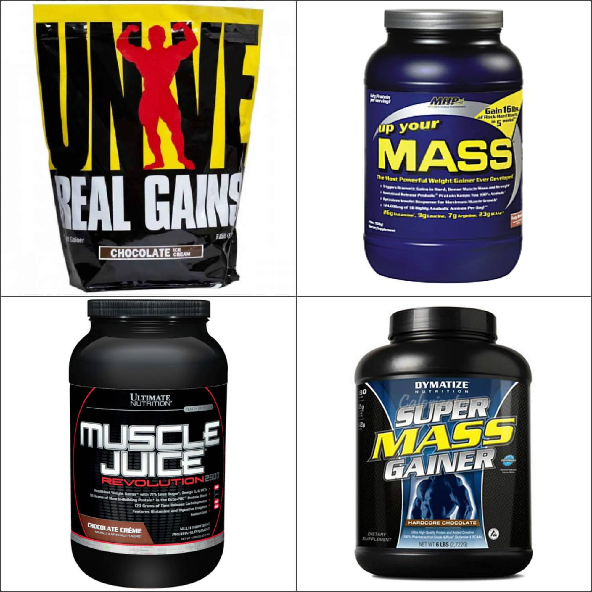 Питание для набора мышечной массы у мужчин