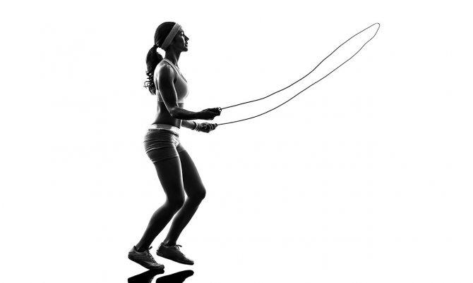 Прыжки на скакалке: какие мышцы работают и как правильно прыгать