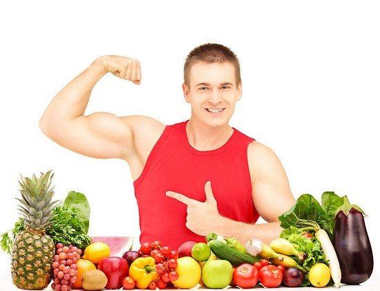 Бодибилдинг и вегетарианство - klepki