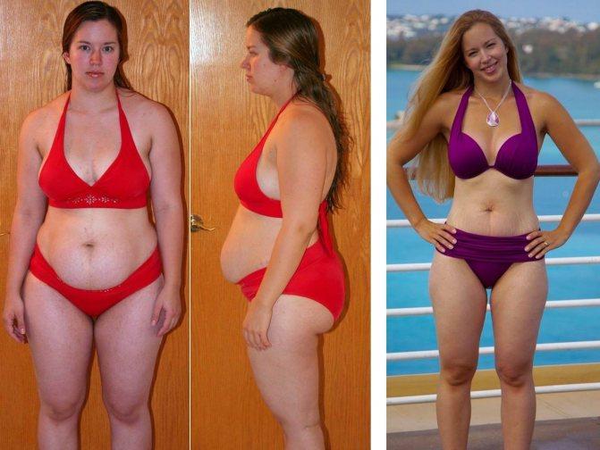 Как правильно похудеть и не набрать вес после диеты