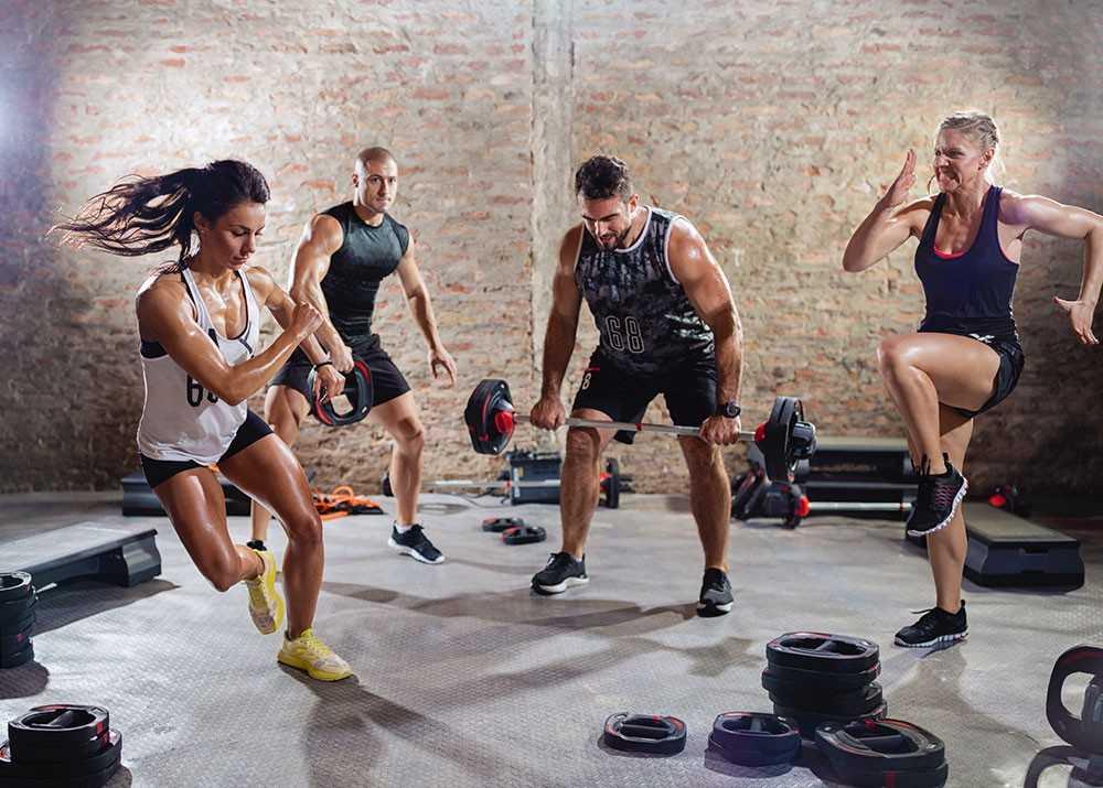 Почему метаболическая тренировка для похудения самая эффективная