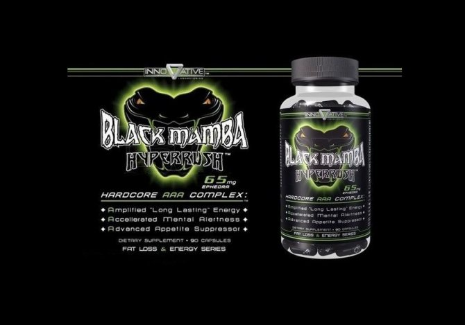 Как правильно принимать жиросжигатель черная мамба. преимущества и недостатки black mamba