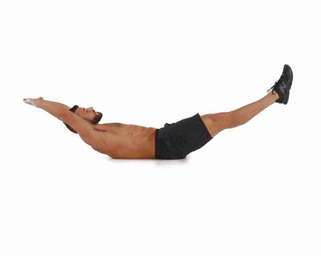 Упражнение супермен — sportfito — сайт о спорте и здоровом образе жизни