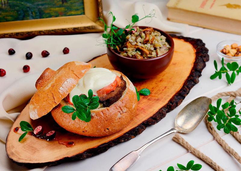 Фуршет – рецепты на поварёнок.ру