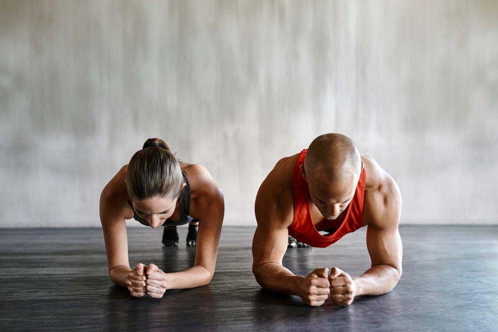 Упражнения для осанки в зале. комплекс упражнений на тренажерах