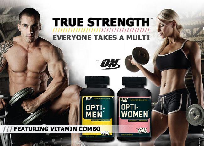 Витамины мужчинам для спорта
