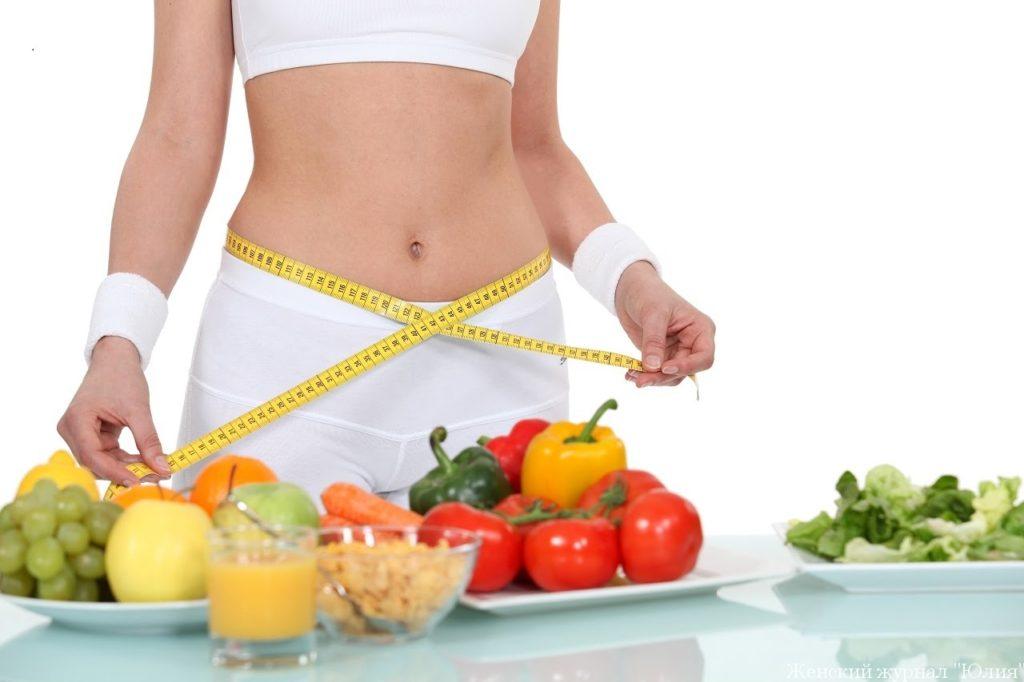 Правильное питание для похудения – основные принципы и ошибки худеющих
