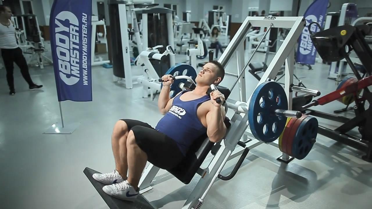 Упражнения на квадрицепс бедра в домашних условиях и в тренажёрном зале для мужчин и женщин