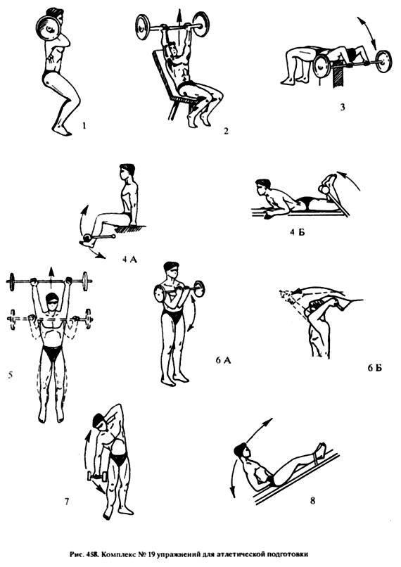 Фитнес для женщин атлетическая гимнастика для женщин тренировки особенности