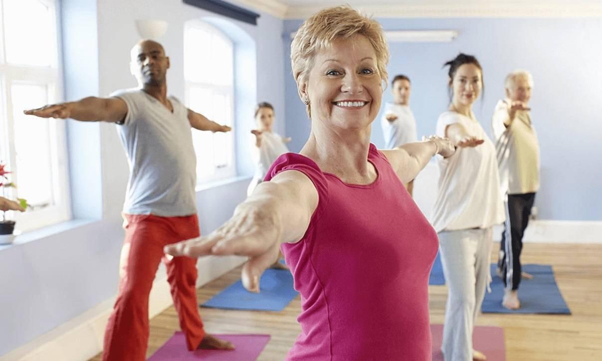Как тренироваться пожилым людям – зожник  как тренироваться пожилым людям – зожник