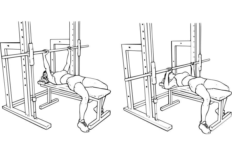 Как правильно тренировать трицепс: 10 упражнений и 6 тренировочных стратегий