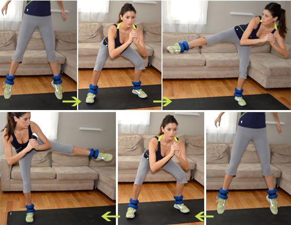 Как выбрать утяжелители для фитнеса