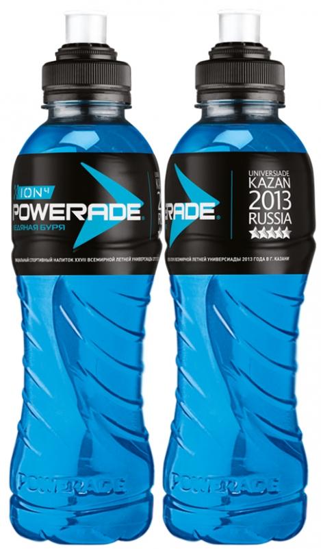 Powerade: польза и вред изотонического напитка для организма
